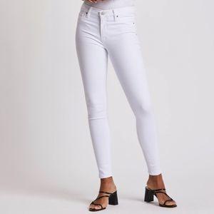 Hudson Jeans Nico Midrise Super Skinny Ankle Jean